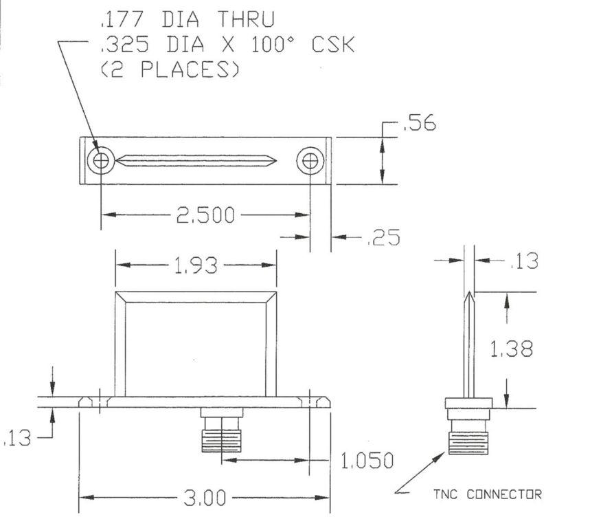 PN AO1518-10HTM-4TNC