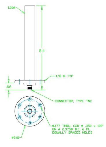 AODV1780TNC-4