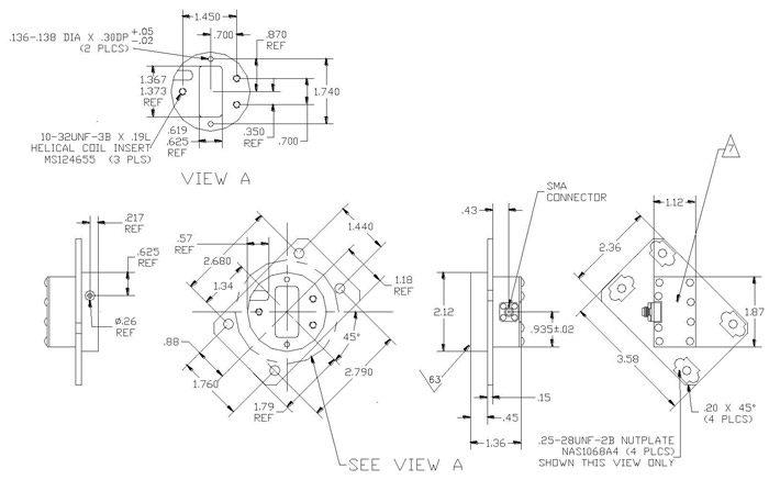 AD5459SD Schematic